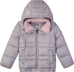 Winterjacke  silber Gr. 92 Mädchen Kleinkinder