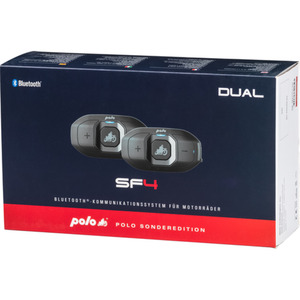 Sena Bluetooth Headset Sonderedition Dual Kommunikationssystem
