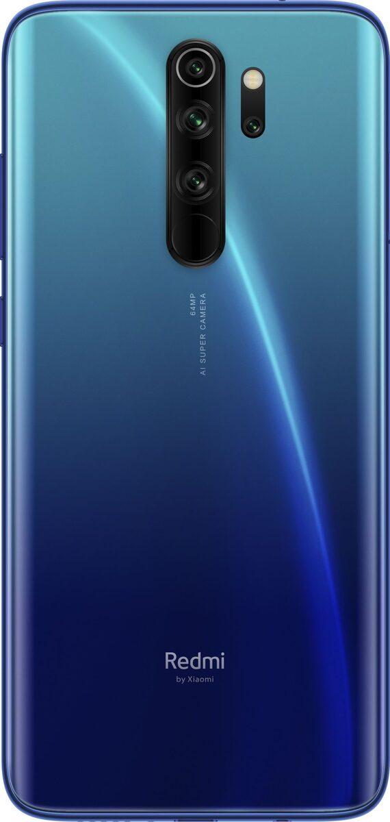 Bild 3 von Xiaomi Redmi Note 8 Pro Smartphone (16,6 cm/6,53 Zoll, 64 GB Speicherplatz, 64 MP Kamera)