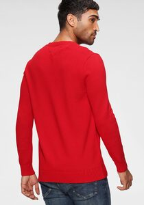 TOMMY JEANS Strickpullover »TJM ESSENTIAL CREW NECK SWEATER«