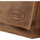 Bild 4 von Spirit Motors Vintage Leder Umhängetasche Big 8 Liter braun