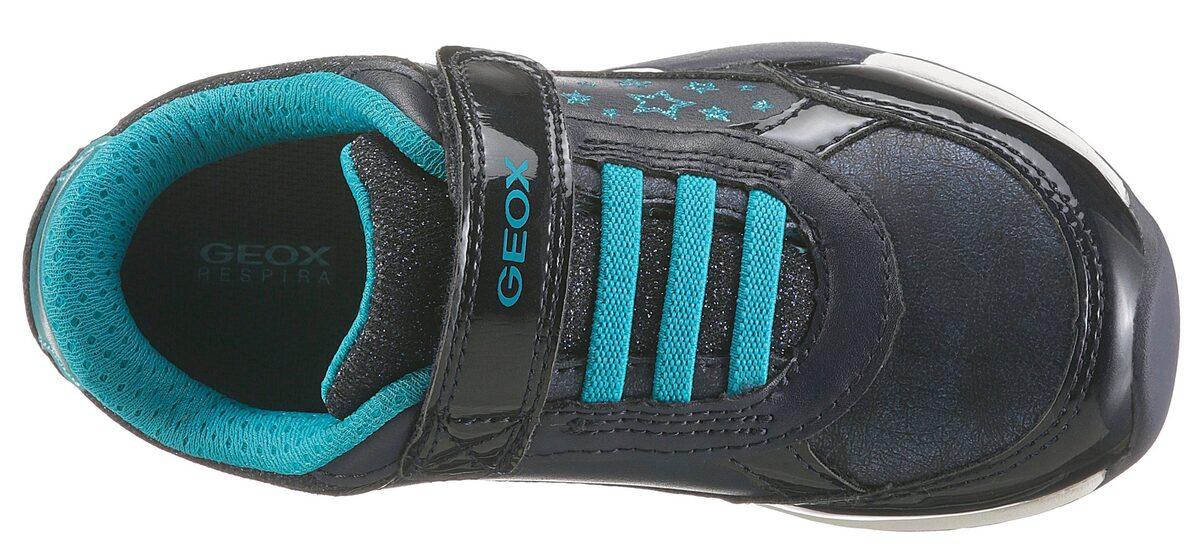 Bild 2 von Geox Kids »Jocker Plus Girlom« Sneaker mit Klettverschluss und Gummiband