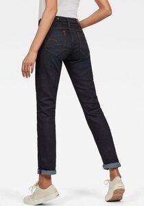 G-Star RAW Straight-Jeans »Midge Saddle Straight« 5-Pocket-Jeans mit einem modernen Touch