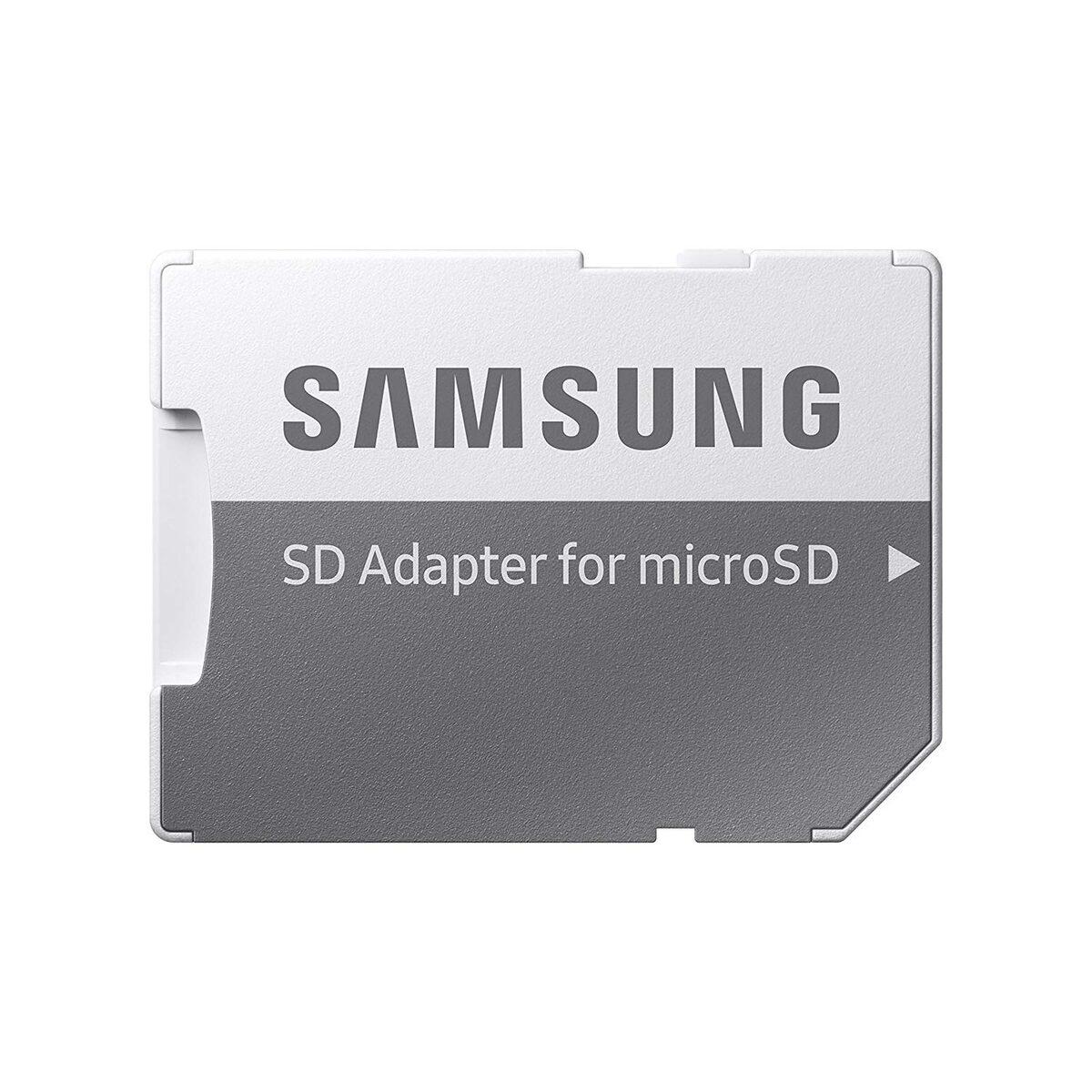 Bild 3 von Samsung microSD EVO Plus + SD Adapter »Geeignet für 4K UHD Super Slow Motion Aufnahmen«
