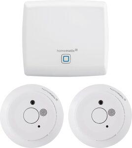 Homematic IP »Rauchwarnmelder (3-tlg)« Smart-Home Starter-Set