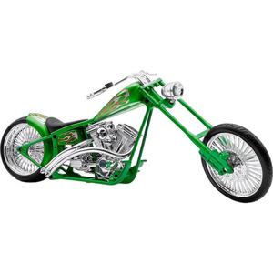 New Ray Modellmotorrad Grün