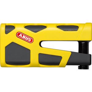 ABUS Bremsscheibenschloss Granit Sledg 77 web yellow