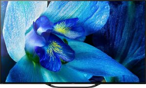Sony KD55AG8 OLED-Fernseher (139 cm/55 Zoll, 4K Ultra HD, Smart-TV, HDR, Android TV)