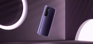 Xiaomi Mi Note 10 Lite Smartphone (16,43 cm/6,47 Zoll, 128 GB Speicherplatz, 64 MP Kamera)