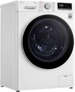 LG Waschtrockner 4 V4 WD 85S1, 8 kg/5 kg, 1400 U/Min, mit Dampftechnologie