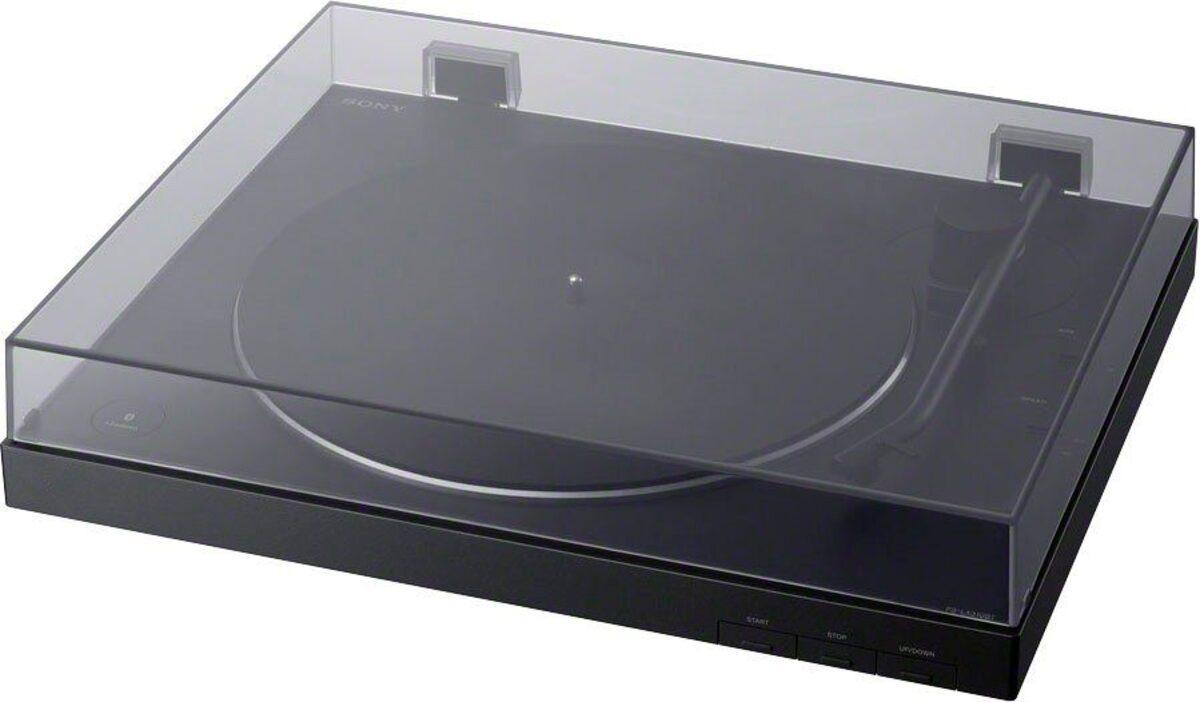 Bild 1 von Sony »PS-LX310BT« Plattenspieler (Riemenantrieb, Bluetooth, Phono Vorverstärker, Auto-Play Funktion, Aluminium Plattenteller)