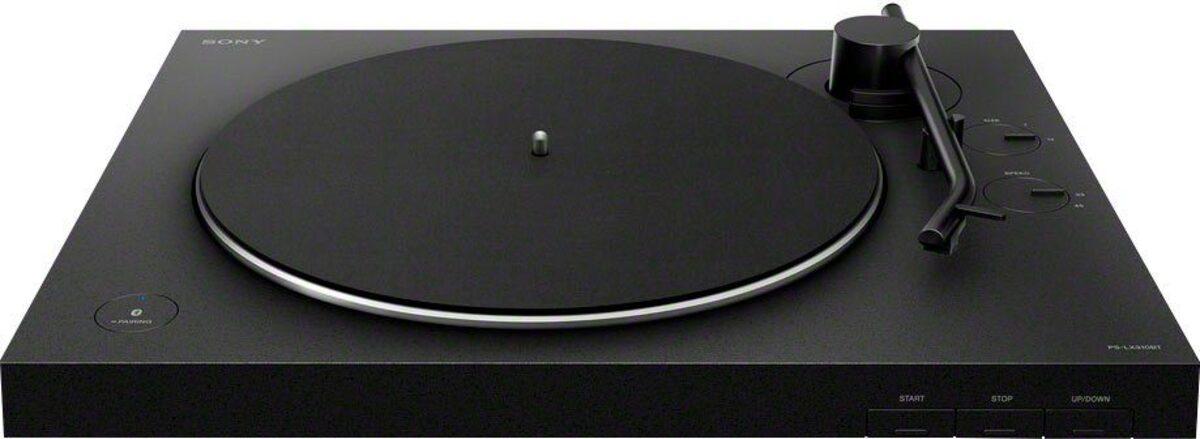 Bild 4 von Sony »PS-LX310BT« Plattenspieler (Riemenantrieb, Bluetooth, Phono Vorverstärker, Auto-Play Funktion, Aluminium Plattenteller)