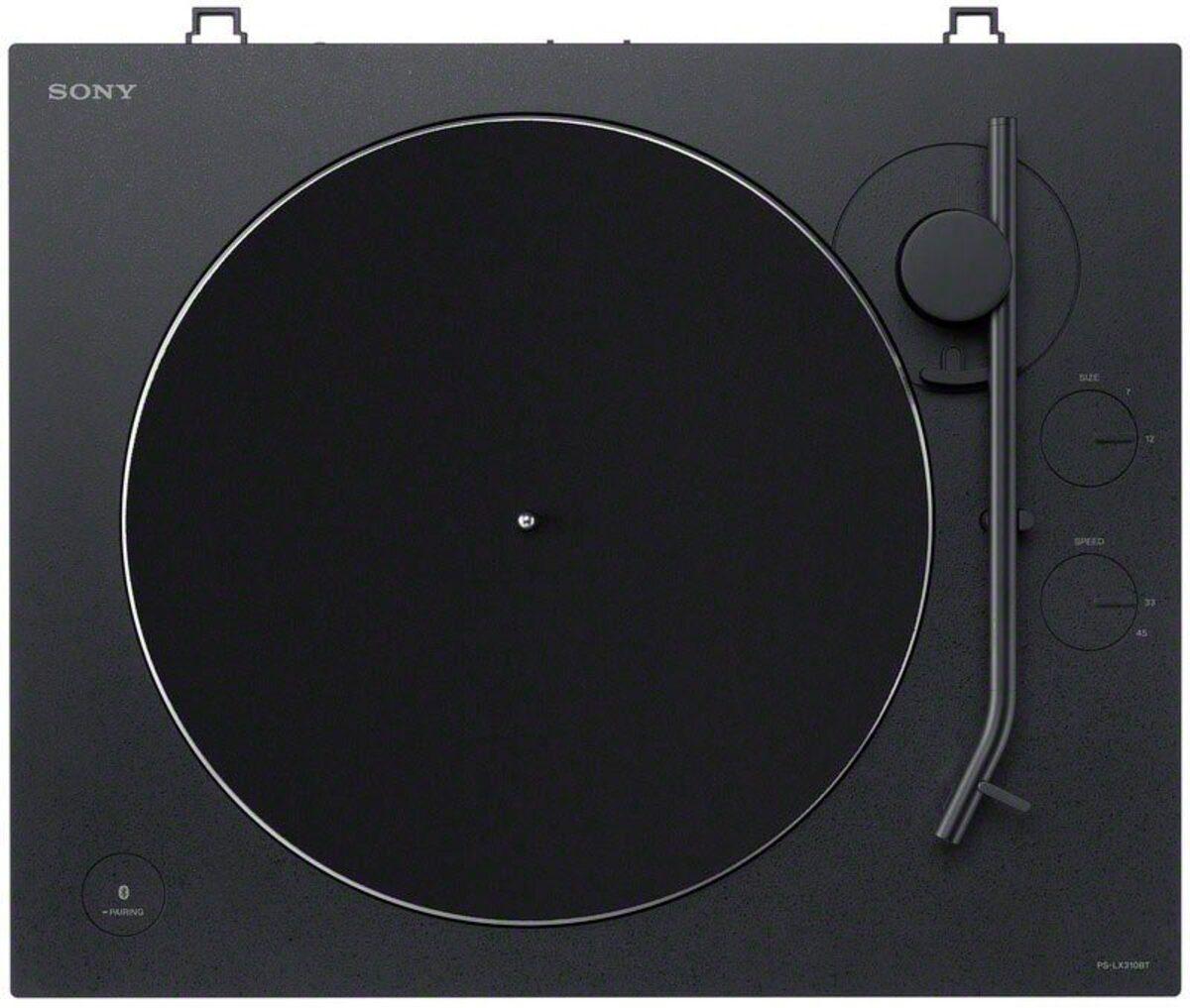 Bild 5 von Sony »PS-LX310BT« Plattenspieler (Riemenantrieb, Bluetooth, Phono Vorverstärker, Auto-Play Funktion, Aluminium Plattenteller)