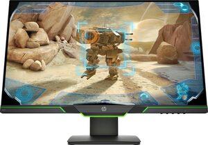 HP x27i Gaming-Monitor (2560 x 1440 Pixel, QHD, 4 ms Reaktionszeit, 144 Hz)