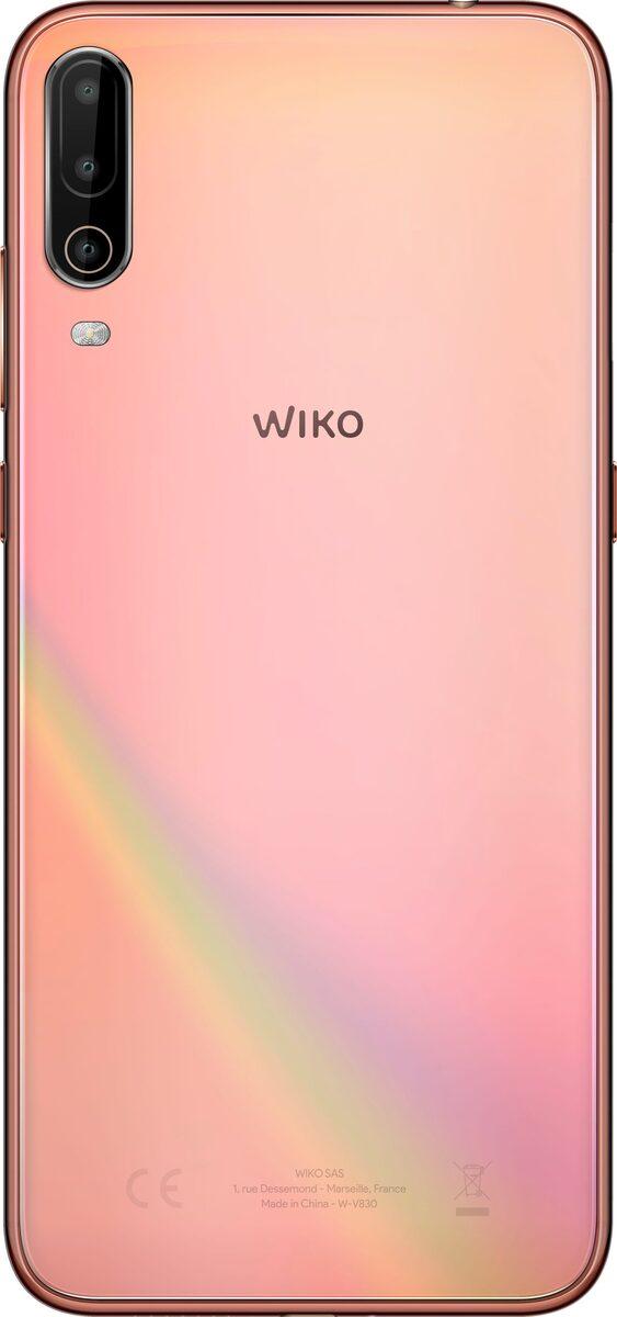 Bild 1 von WIKO VIEW4 Smartphone (16,5 cm/6,52 Zoll, 64 GB Speicherplatz, 13 MP Kamera)