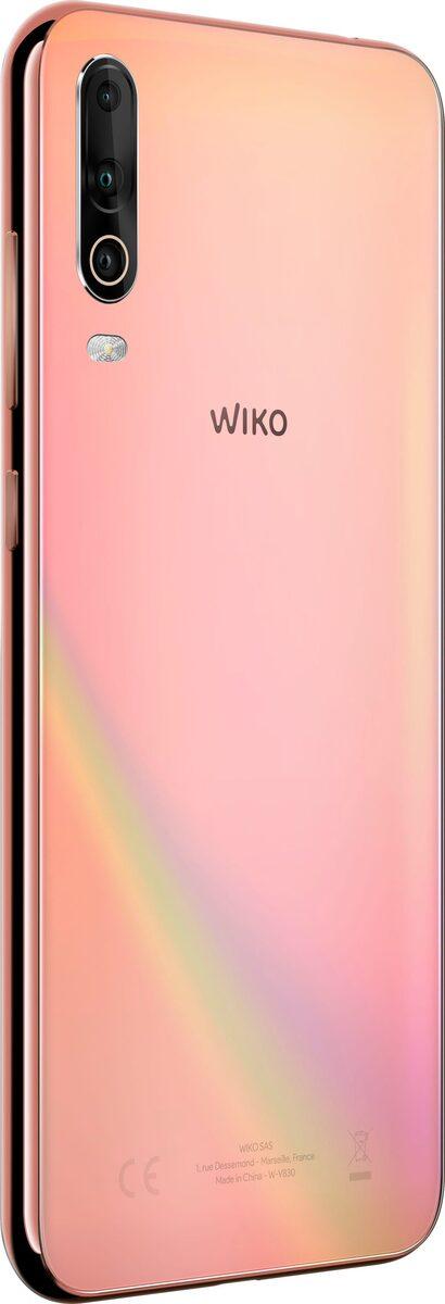 Bild 3 von WIKO VIEW4 Smartphone (16,5 cm/6,52 Zoll, 64 GB Speicherplatz, 13 MP Kamera)
