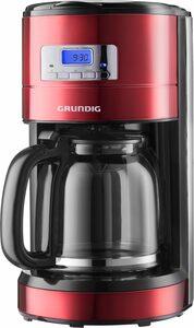 Grundig Filterkaffeemaschine KM 6330, 1,8l Kaffeekanne, Papierfilter