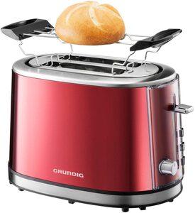 Grundig Toaster TA 6330, 2 kurze Schlitze, 850 W