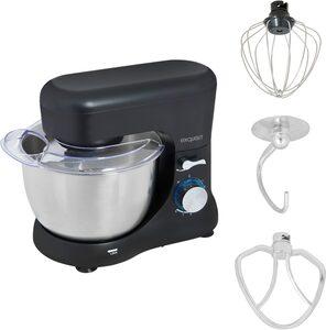 exquisit Küchenmaschine KM 3101 sw, 1000 W, 4,5 l Schüssel