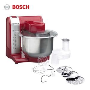 Küchenmaschine MUM48R1 · 3D-Rührsystem · 4 Schaltstufen · hochwertiges Pâtisserie-Set (Schlag-, Rührbesen, Knethaken)  · Durchlaufschnitzler mit 3 Scheiben