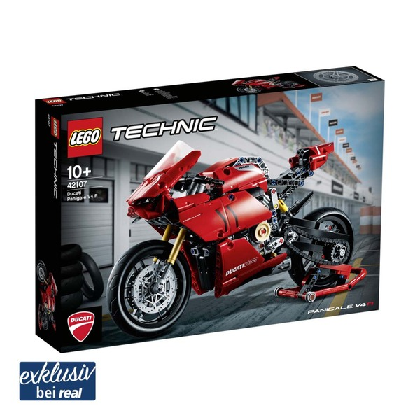 Ducati Panigale V4 R ab 10 Jahren