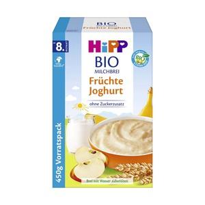 HiPP Bio Milchbrei, versch. Sorten, jede 450-g-Packung