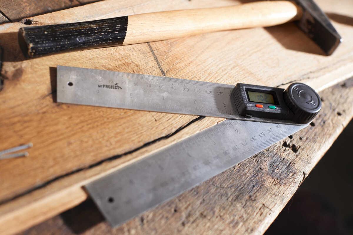 Bild 4 von MY PROJECT®  Digital-Winkelmesser