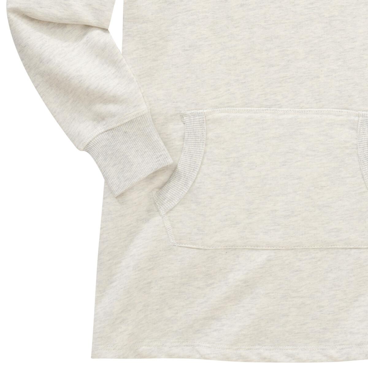 Bild 3 von Mädchen Sweatkleid mit Kängurutasche