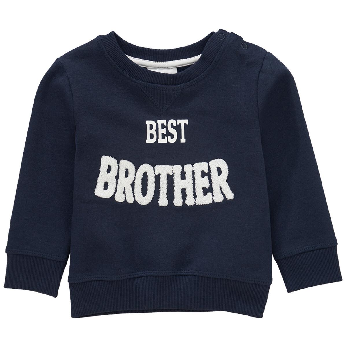 Bild 1 von Baby Sweatshirt mit Message-Print