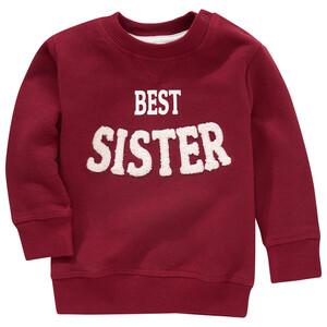 Baby Sweatshirt mit Schriftzug