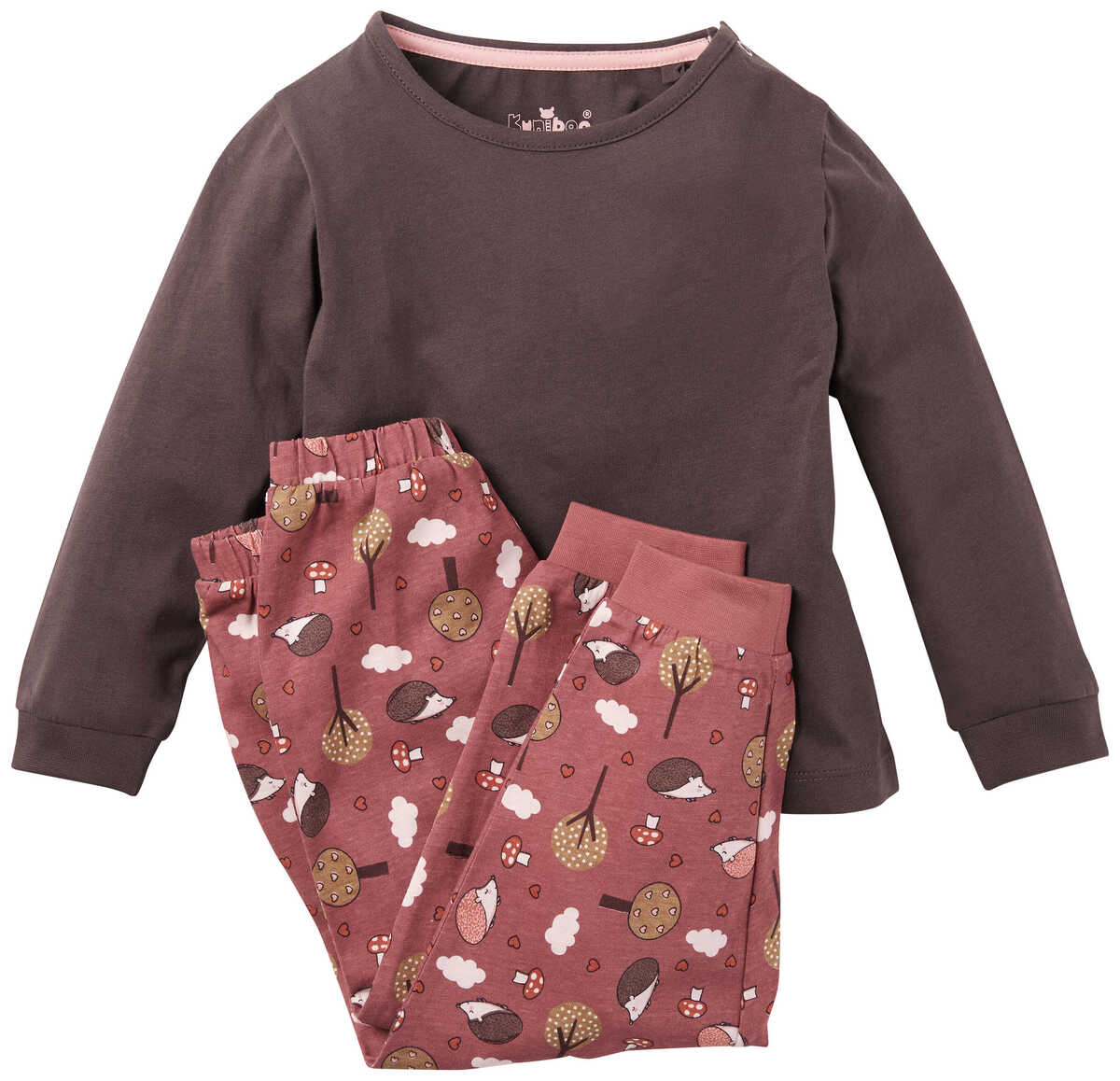 Bild 2 von KUNIBOO®  Mädchen-Pyjama