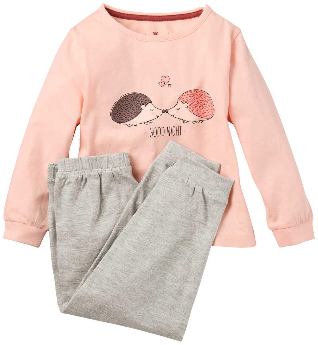 Bild 3 von KUNIBOO®  Mädchen-Pyjama