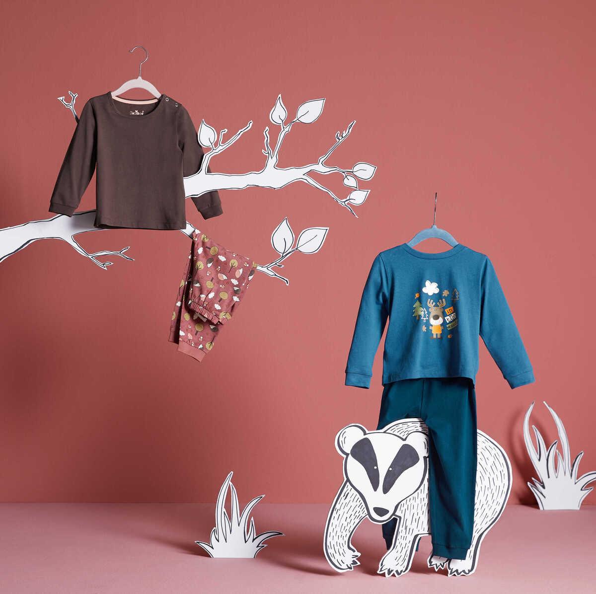 Bild 4 von KUNIBOO®  Mädchen-Pyjama