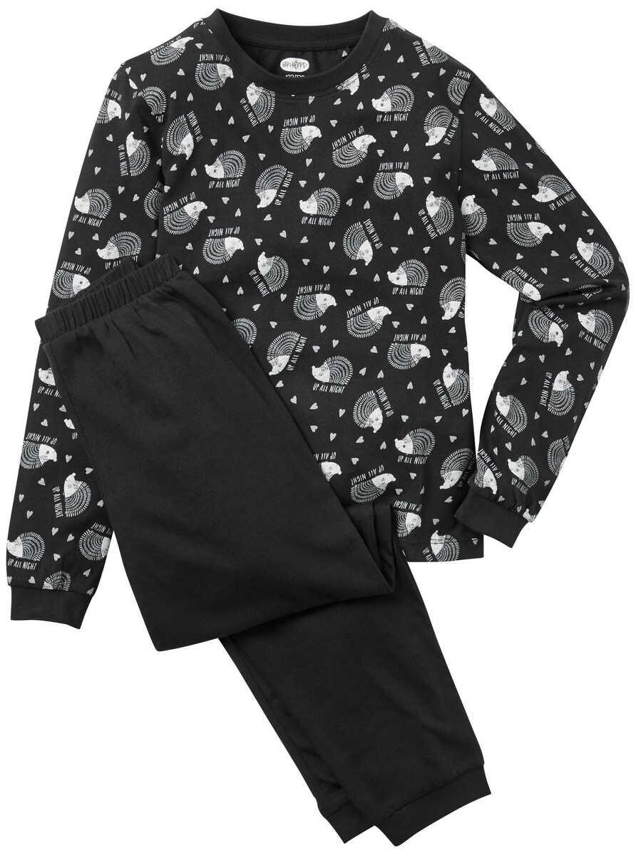 Bild 3 von HIP&HOPPS®  Mädchen-Pyjama