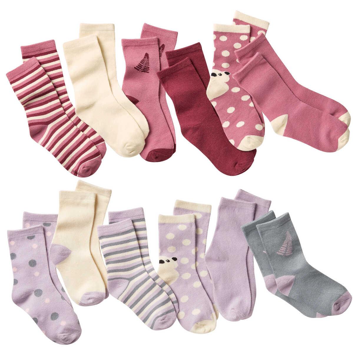 Bild 1 von KUNIBOO®  Mädchen-Socken