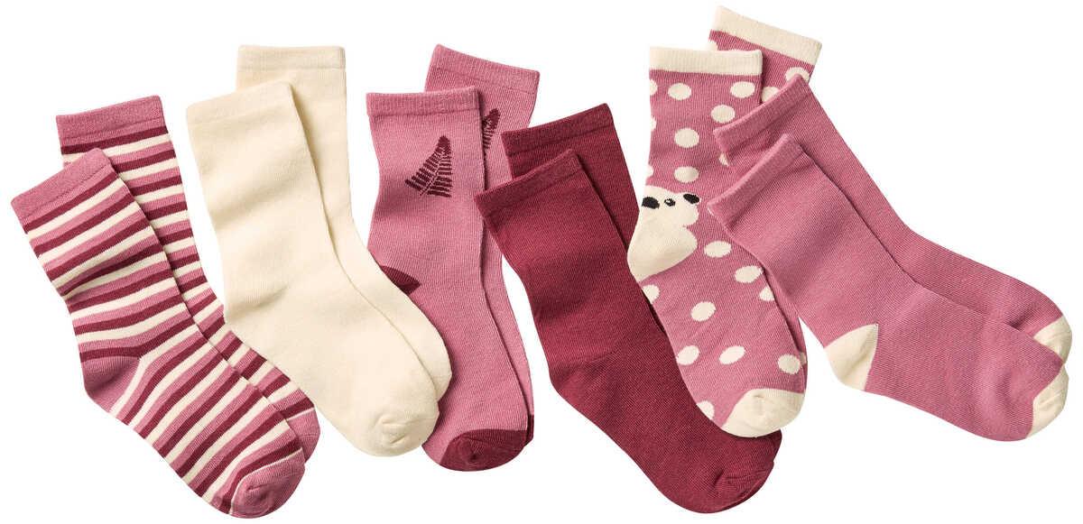 Bild 2 von KUNIBOO®  Mädchen-Socken