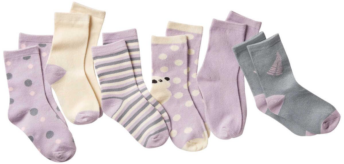 Bild 3 von KUNIBOO®  Mädchen-Socken