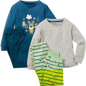 KUNIBOO®  Jungen-Pyjama