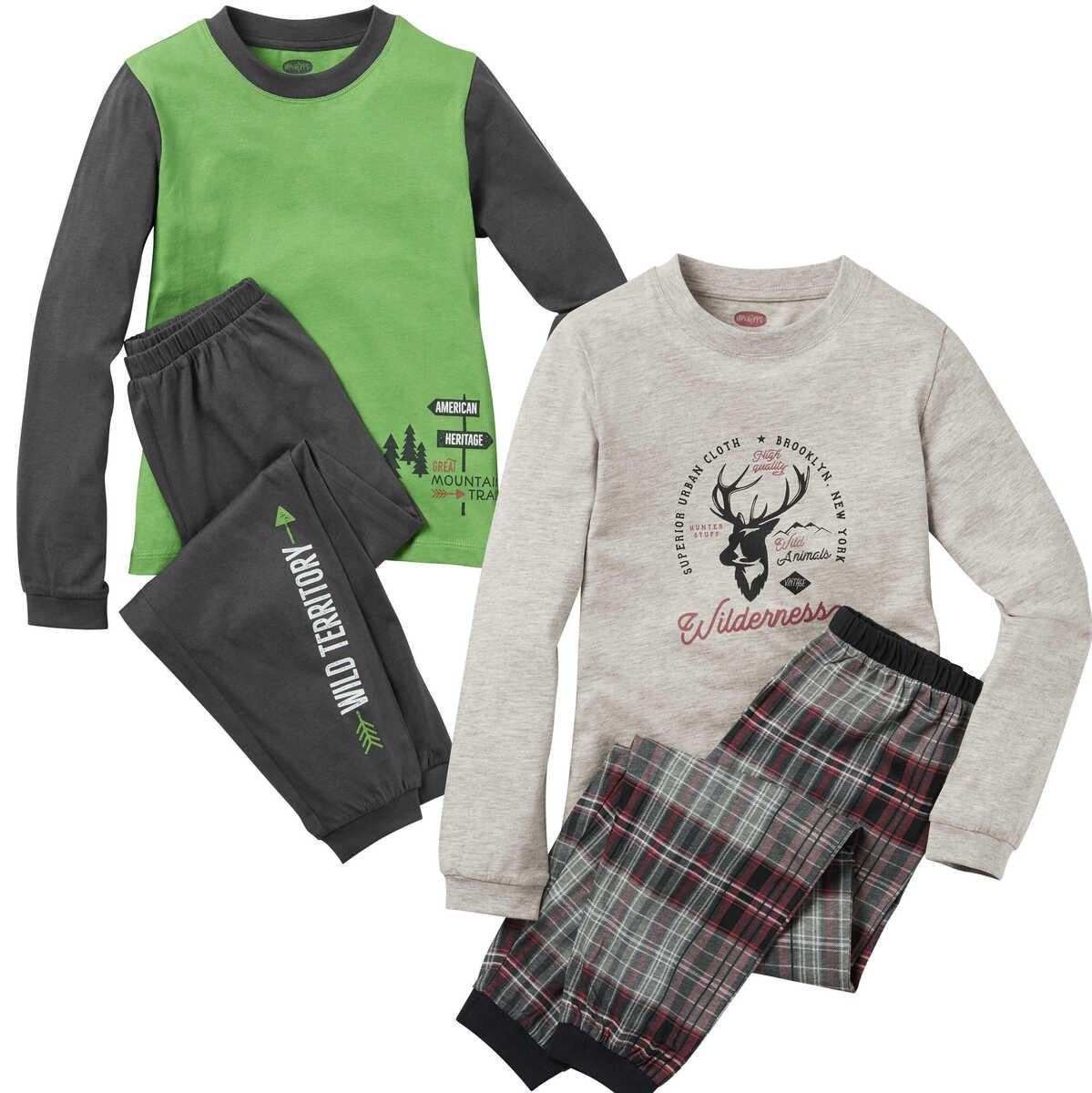 Bild 1 von HIP&HOPPS®  Jungen-Pyjama