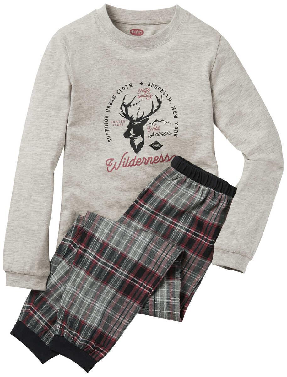 Bild 2 von HIP&HOPPS®  Jungen-Pyjama