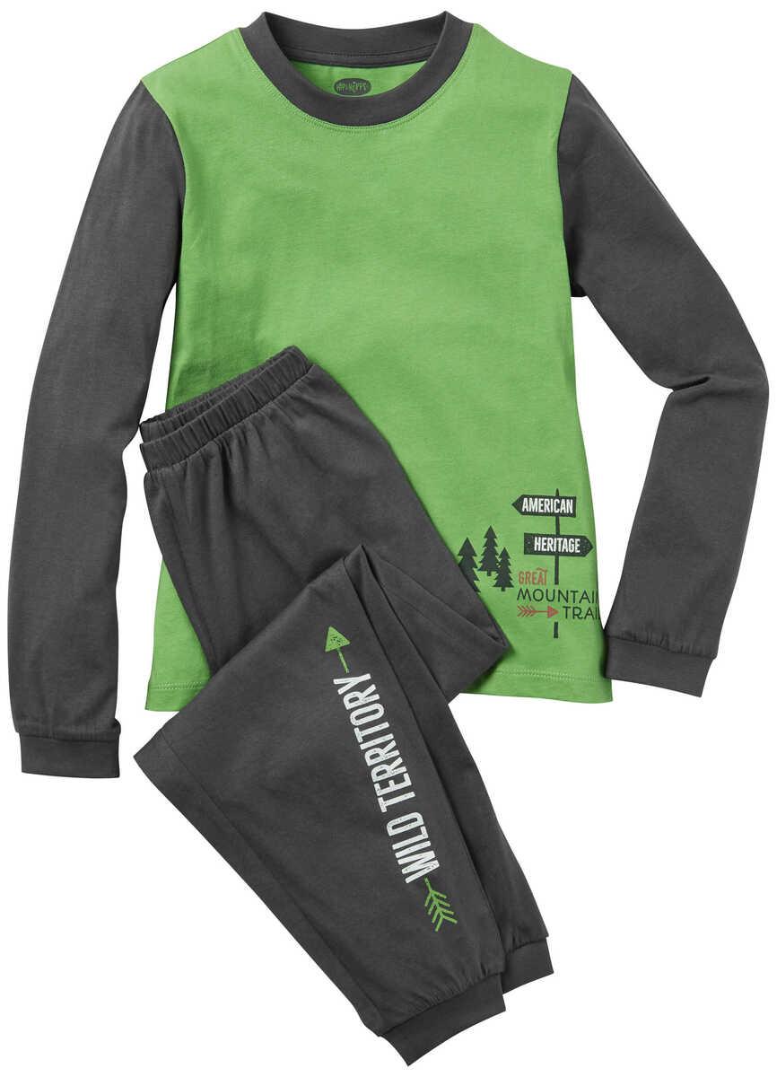 Bild 3 von HIP&HOPPS®  Jungen-Pyjama