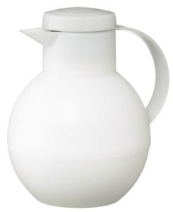 Emsa Isolierkanne Solera Weiß 1 l Polypropylen (PP)