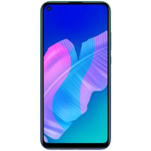 HUAWEI P40 lite E 64GB aurora blue Dual-SIM Android 9.0 Smartphone 51095DDS