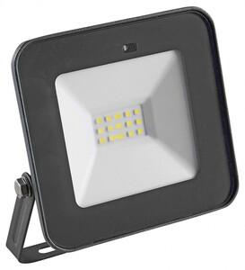 LED-Scheinwerfer mit Mikrowellensensor, grau
