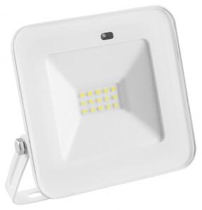 LED-Scheinwerfer mit Mikrowellensensor, weiß