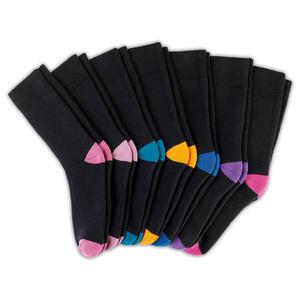 Ellenor/Ronley Vollfrottee-Socken 7 Paar
