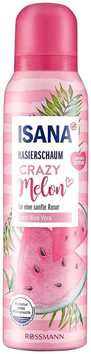 Bild 1 von ISANA Rasierschaum Crazy Melon