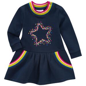 Baby Sweatkleid mit Einschubtaschen