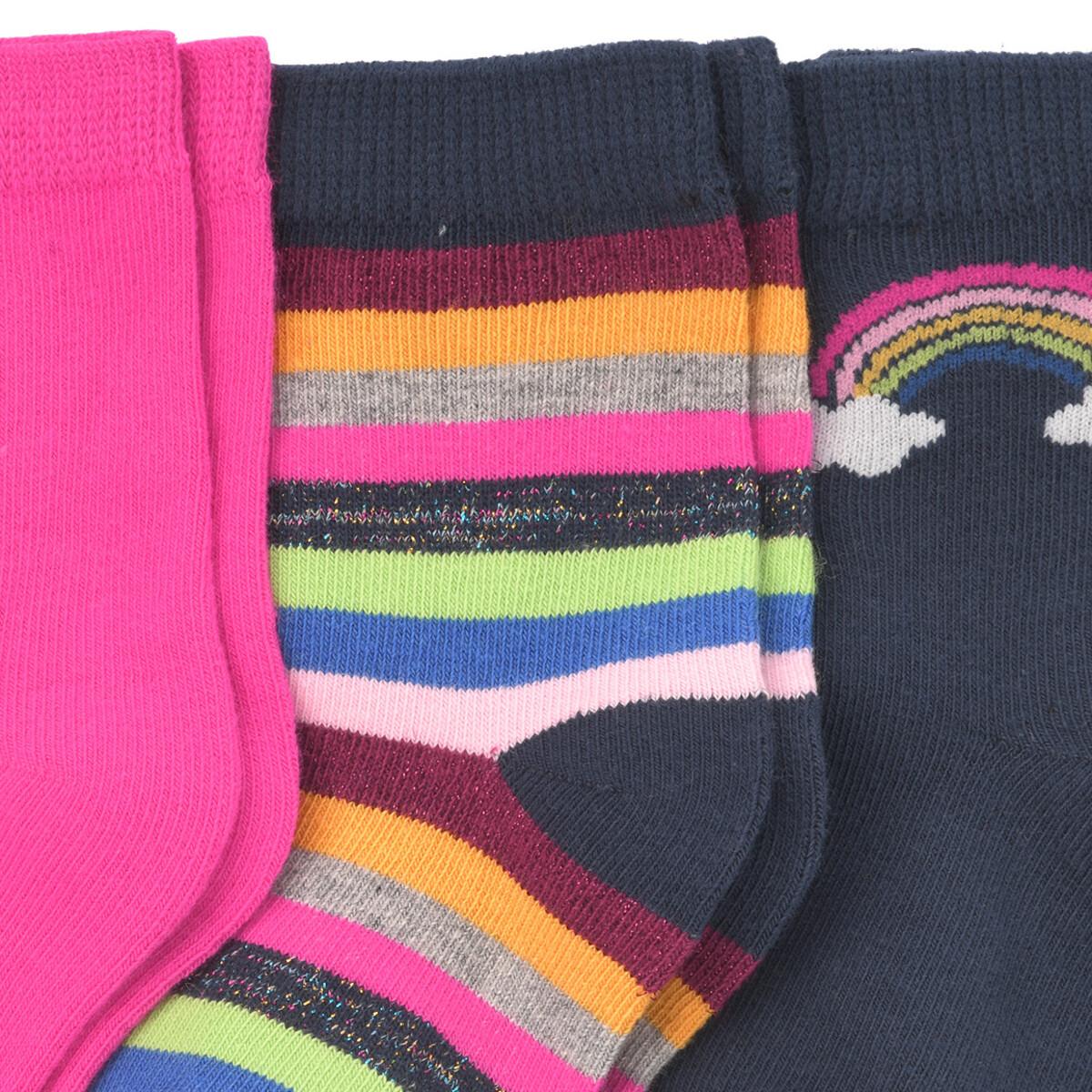 Bild 2 von 3 Paar Baby Socken im Set