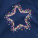 Bild 3 von Mädchen Langarmshirt mit Stern-Print